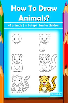 How To Draw Animals? - Suzy Makó