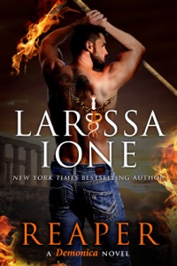 Reaper: A Demonica Novel - Larissa Ione pdf download