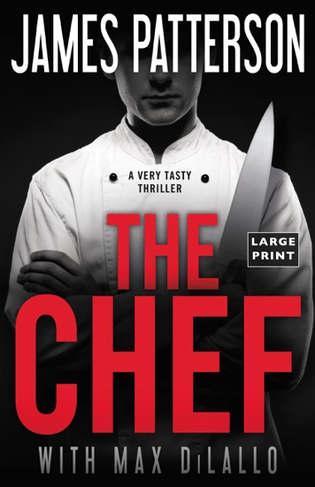 The Chef by James Patterson & Max DiLallo PDF Download