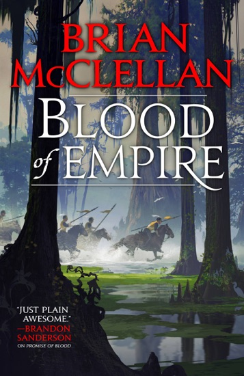 Blood of Empire by Brian McClellan PDF Download