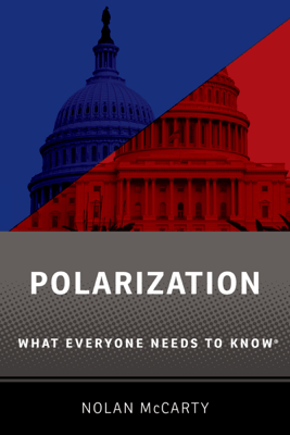 Polarization - Nolan McCarty