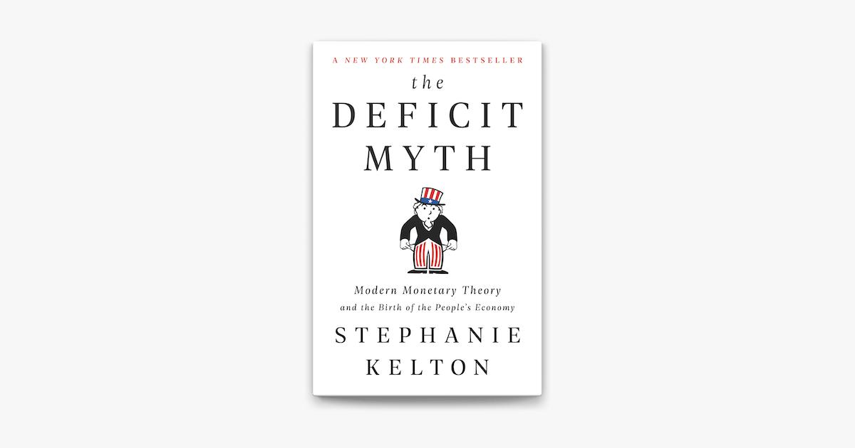 The Deficit Myth on Apple Books