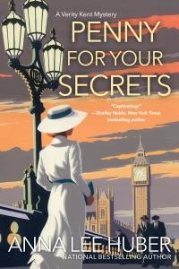Penny for Your Secrets - Anna Lee Huber pdf download