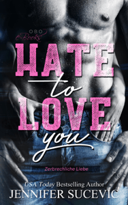 Hate to Love you - Jennifer Sucevic pdf download