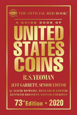 A Guide Book of United States Coins 2020 - R.S. Yeoman & Jeff Garrett