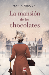 La mansión de los chocolates - Maria Nikolai pdf download