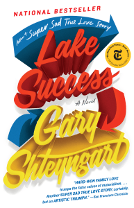 Lake Success - Gary Shteyngart pdf download