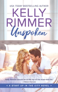 Unspoken - Kelly Rimmer pdf download