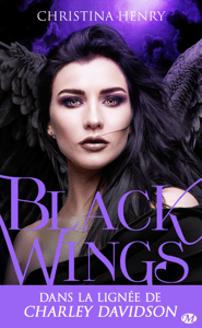 Black Wings - Christina Henry pdf download