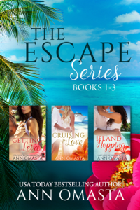 The Escape Series (Books 1 - 3): Getting Lei'd, Cruising for Love, and Island Hopping - Ann Omasta pdf download