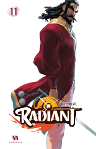Radiant - Tome 11 - Tony Valente pdf download
