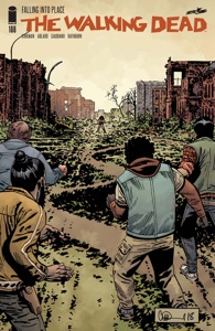 The Walking Dead #188 - Robert Kirkman, Charlie Adlard & Stefano Gaudiano pdf download