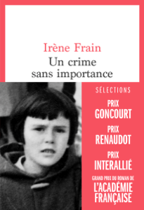 Un crime sans importance - Irène Frain pdf download