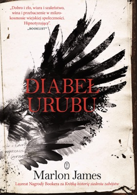 Diabeł Urubu - Marlon James pdf download