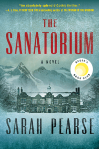 The Sanatorium - Sarah Pearse pdf download