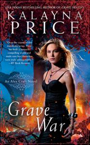 Grave War - Kalayna Price pdf download