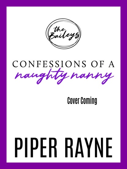 Confessions of a Naughty Nanny by Piper Rayne PDF Download