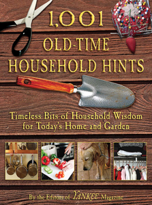 1,001 Old-Time Household Hints - Editors of Yankee Magazine pdf download