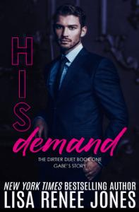 His Demand - Lisa Renee Jones pdf download