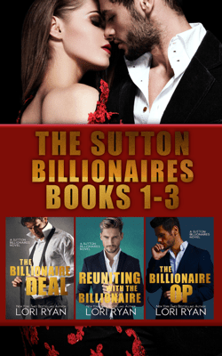 The Sutton Billionaires Books 1-3 - Lori Ryan pdf download