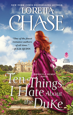 Ten Things I Hate About the Duke - Loretta Chase pdf download
