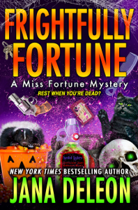 Frightfully Fortune - Jana DeLeon pdf download