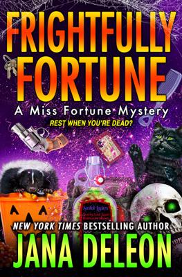 Frightfully Fortune - Jana DeLeon pdf download