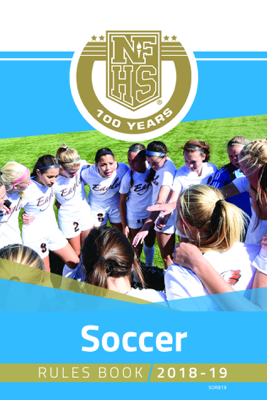 2018-19 NFHS Soccer Rules Book - NFHS