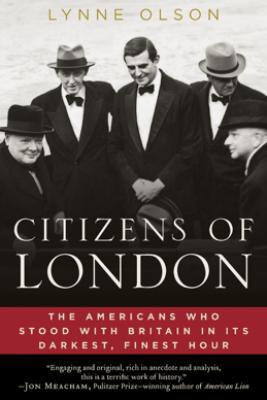 Citizens of London - Lynne Olson