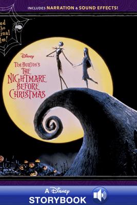 Tim Burton's The Nightmare Before Christmas Storybook - Disney Book Group