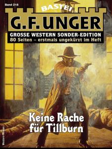 G. F. Unger Sonder-Edition 218 - Western - G. F. Unger pdf download