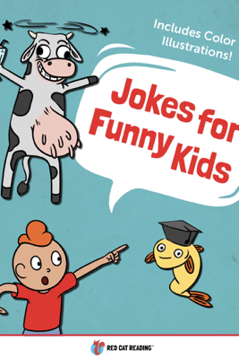 Jokes for Funny Kids - Red Cat Reading