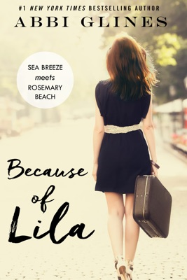 Because of Lila - Abbi Glines pdf download