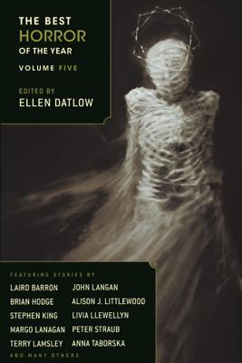 The Best Horror of the Year - Ellen Datlow
