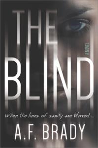 The Blind - A.F. Brady pdf download