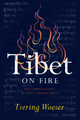 Tibet on Fire - Tsering Woeser & Kevin Carrico