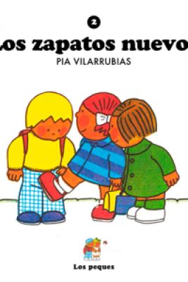 Los zapatos nuevos - Pia Vilarrubias