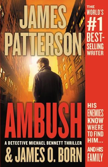 Ambush by James Patterson & James O. Born pdf download
