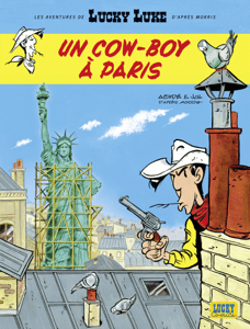 Les aventures de Lucky Luke d'après Morris - Un cow-boy à Paris - Jul pdf download