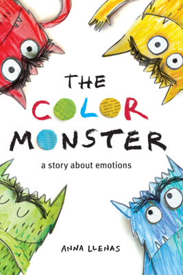 The Color Monster - Anna Llenas