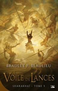 Le Voile de lances - Bradley P. Beaulieu pdf download