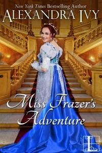 Miss Frazer's Adventure - Alexandra Ivy pdf download