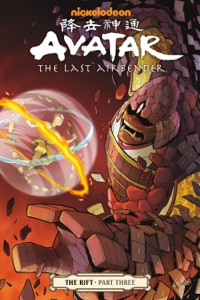 Avatar: The Last Airbender - The Rift Part 3 - Gene Luen Yang pdf download