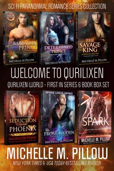 Welcome to Qurilixen - Michelle M. Pillow pdf download