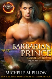 Barbarian Prince - Michelle M. Pillow pdf download