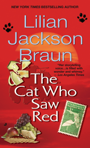 The Cat Who Saw Red - Lilian Jackson Braun pdf download
