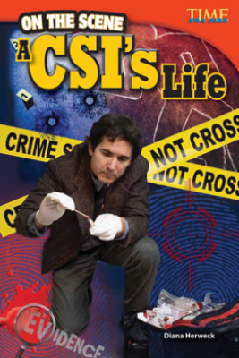 On the Scene: A CSI's Life - Diana Herweck