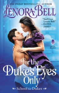 For the Duke's Eyes Only - Lenora Bell pdf download