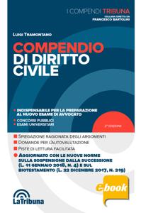 Compendio di diritto civile - Luigi Tramontano pdf download