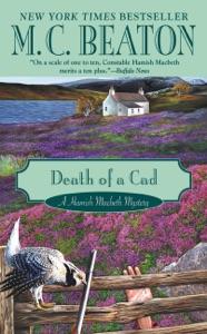 Death of a Cad - M.C. Beaton pdf download